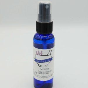 Geranium Fragrance Spray 2oz