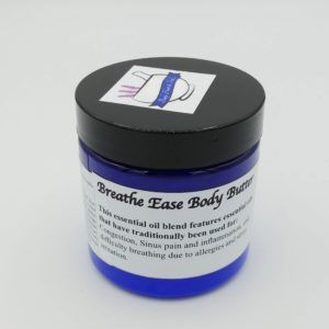 Breathe Ease Body Butter 4oz